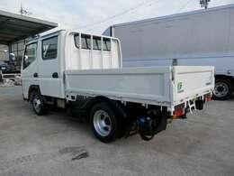 H24 三菱 キャンター Wキャブ 積載1400kg 走行125000km ボディ内寸長さ2120 幅1610 高さ370