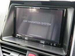 ●社外メモリーナビ/地デジ 『嬉しいナビ付き車両ですので、ドライブも安心です☆もちろん各種最新ナビをご希望のお客様はスタッフまでご相談下さい♪』