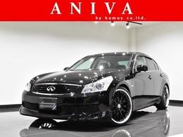 日産 スカイライン 2.5 250GT 黒HレザーHDD新品車高調20AWエアロ1オナ