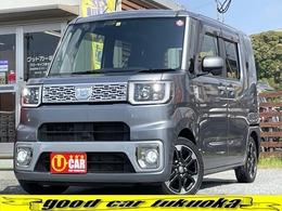 ダイハツ ウェイク 660 G 4WD 4WD/ナビ/TV/バックモニター/ターボ