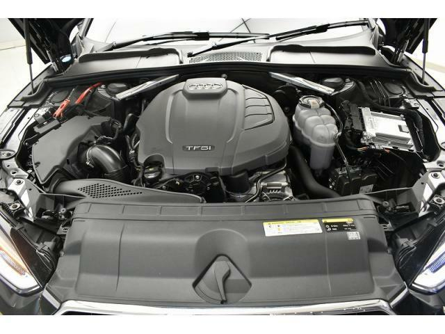 ●40TFSI SPORTエンジン『入庫時の状態もとても良く、エンジン機関も良好!ぜひ一度現車を御覧下さい!他にも多数の在庫を展示!』