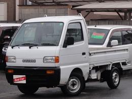 スズキ キャリイ 660 KU 3方開 4WD 4WD/5MT 車検R4 11月