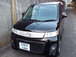 マツダ AZ-ワゴン 660 カスタムスタイル XT-L 4WD ナビ・TV