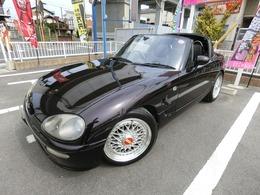 スズキ カプチーノ 660 BBS15AW ローダウン 外マフラー