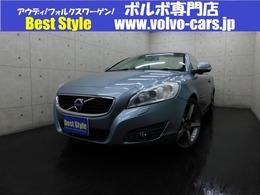 ボルボ C70カブリオレ T5 GT 2011モデル/クリーム革/HDD/Tベルト済/保証