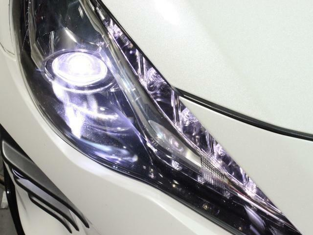 LEDヘッドライト標準装備!レンズのクスミも少なく綺麗な状態です!