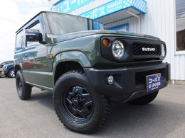 スズキ ジムニー 660 XC 4WD 社外ナビフルセグTV マッドタイヤ