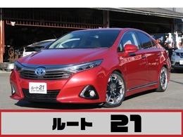 トヨタ SAI 2.4 G ETC 純正ナビ バックモニター