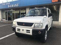 三菱 パジェロミニ 660 X 4WD キーレス 4WD