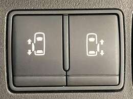 ミニバン必須装備の両側パワースライドドア!