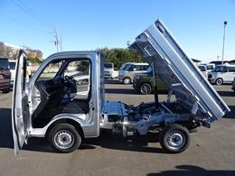 ダイハツ ハイゼットトラック 660 ローダンプ SAIIIt 電動モーター式 3方開 4WD スマアシ ACPC 4枚リーフ 大型作業灯