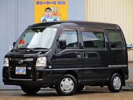 スバル サンバー 660 ディアス 4WD 純正ナビ TV キーレス (検/2年込)