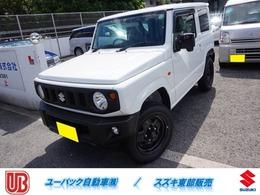 スズキ ジムニー 660 XL 4WD 届出済未使用車