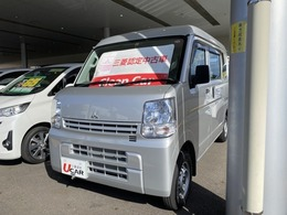 三菱 ミニキャブバン 660 M ハイルーフ 5AMT車 4WD