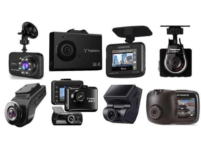 Bプラン画像:ご購入いただきました車輌に今や欠かせない装備となりつつあるドライブレコーダー(当社オススメ品)を取り付けさせていただくプランになります。(※こちらのプランは前後カメラとなります)