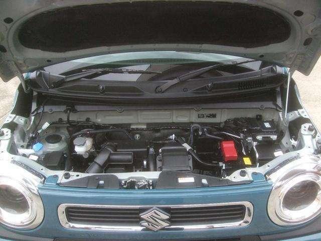 アイドリングストップ マイルドハイブリット 4WDターボ