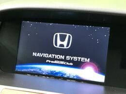 純正HDDナビ☆ナビ機能だけではなく、オーディオ機能もお楽しみいただけます♪