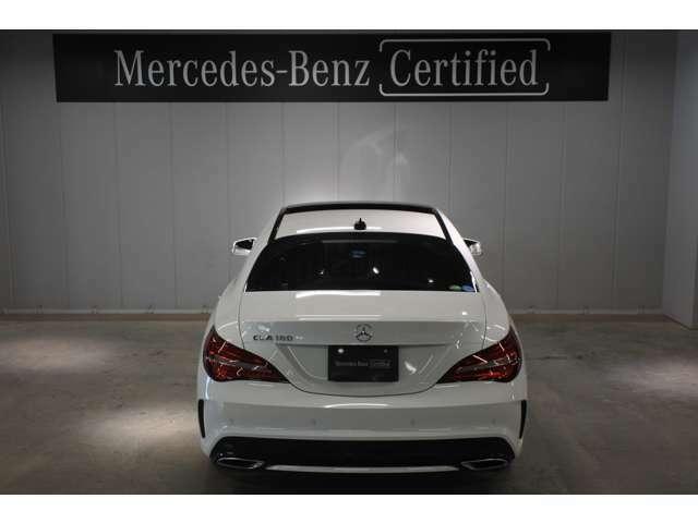 全国の正規ディーラー共通の認定保証 !メルセデスの認定中古車「サーティファイドカー」です!メルセデス独自の厳しいチェックを通過したクルマのみ「サーティファイドカー」と呼ばれます。