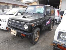 スズキ ジムニー 660 ワイルドウインド リミテッド 4WD