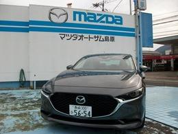 マツダ MAZDA3セダン 1.8 XD Lパッケージ ディーゼルターボ 地デジ 360°ビュー BOSE
