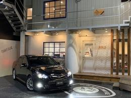 スバル レガシィB4 2.5 GT tS 4WD 600台限定/STI/マッキントッシュ/本州仕入
