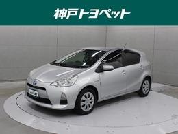 トヨタ アクア 1.5 S ナビ ETC シートヒーター スマートキー