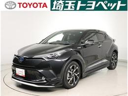 トヨタ C-HR ハイブリッド 1.8 G LED エディション ナビ・エアロ・シーケンシャルウィンカー