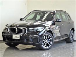 BMW X5 xドライブ 35d Mスポーツ 4WD ブラックレザー パーキングアシスプラス