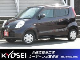 日産 モコ 660 E FOUR ショコラティエセレクション 4WD CDデッキ ETC シートヒーター