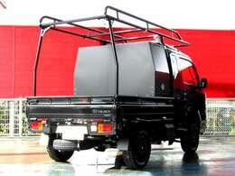 HARD CARGOキャリア 110,000円相当 長尺物にはハードカーゴ!効率的に荷物をはこぶことができます!機能性向上はもちろん、外観もガラッと変わります♪