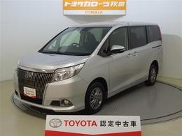 トヨタ エスクァイア 2.0 Xi 4WD 片側電動ドア 軽減ブレーキ LEDライト