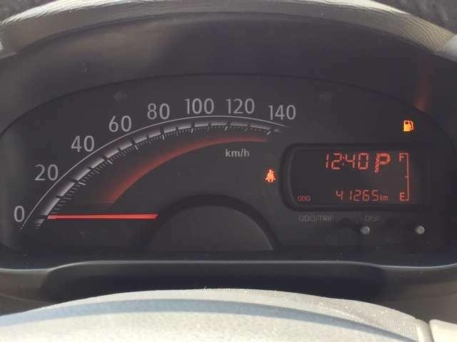 ☆スピードメーター メーターまわりも鮮やかに照らし出され、デザイン、安全性ともにバッチリですね♪