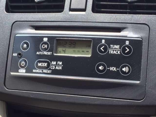 ☆純正オーディオ AM/FM/CD