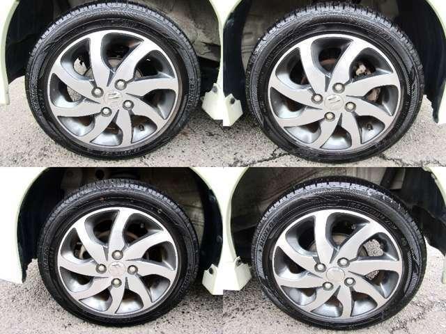 ホイル、タイヤの画像になります!!