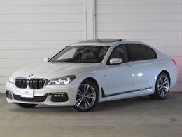 BMW 7シリーズ 740Li Mスポーツ 認定中古車 ワンオーナー 地デジ ACC