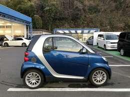 小さくてかわいいお車です★