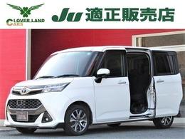 トヨタ タンク 1.0 カスタム G-T ナビ・地デジ・LEDヘッド・両側電動・1オナ