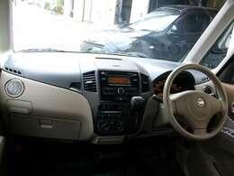 安心装備のダブルエアバック装備に快適装備のスマートキー車!