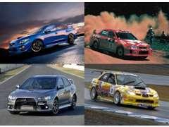 4WDスポーツに力を入れており、チューニングのご相談も受付中!!