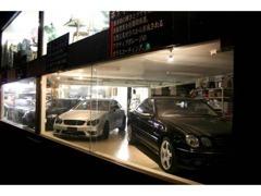 展示場にはハイクオリティーな車輌のみを多数展示。
