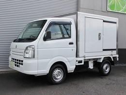 スズキ キャリイ 660 保冷車 ・キーレス・パワーウィンドウ・エアバック