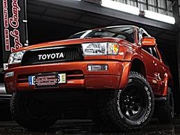 トヨタ ハイラックスサーフ 3.0 SSR-X ワイドボディ ディーゼルターボ 4WD