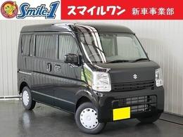 スズキ エブリイ 660 ジョイン ハイルーフ 新車/装備10点付 7型ナビ ドラレコ