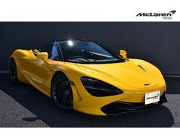 マクラーレン 720S 4.0 右H McLaren Qualified Tokyo 1年認定保証