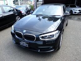 BMW 1シリーズ 118i 後期型 LEDヘッドライト 走行0.5万km