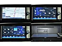 ワイドで明るい液晶画面、簡単な操作方法、多機能ナビゲーション。知らない街でも安心です。カロッツェリア サイバーナビ「AVIC- ZH0999W」