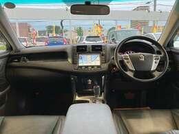 ★とても広く、ゆったりとしています!運転席からの視界も見やすく、運転しやすいですよ★