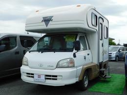トヨタ ライトエーストラック キャンピング 冷蔵庫 シンク ロフト ステップ ETC