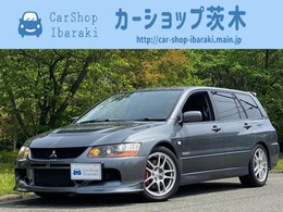 三菱 ランサーエボリューションワゴン 2.0 GT MR 4WD