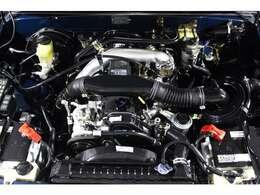 エンジンルーム高圧洗浄済み!!2010年12月20日99886km時タイミングベルト交換済み☆